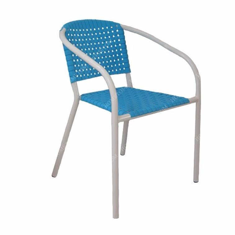 Wholesale hometom furniture outdoor plastic garden chair for Wholesale garden furniture