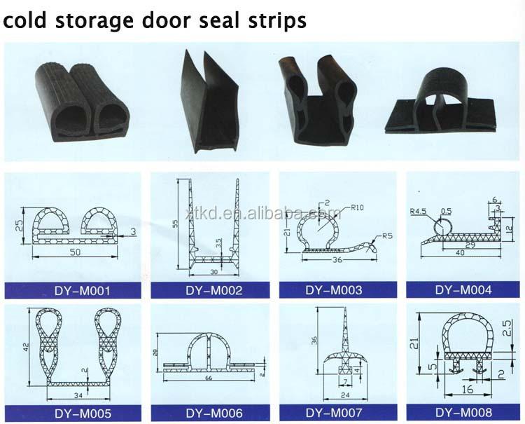 Coldroom Door Seal Strip Buy Coldroom Door Seal Strip