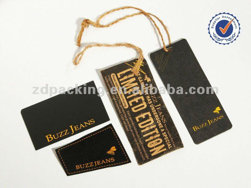 Jeans Hang Tag Products - Jeans Hang Tag Manufacturers, Suppliers ...