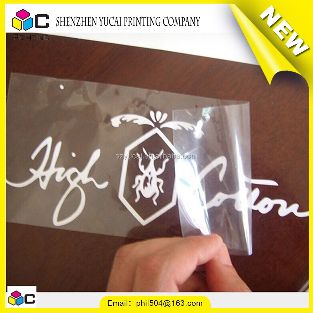 Custom Die Cut Windshield Vinyl Die Cut Car Sticker Buy