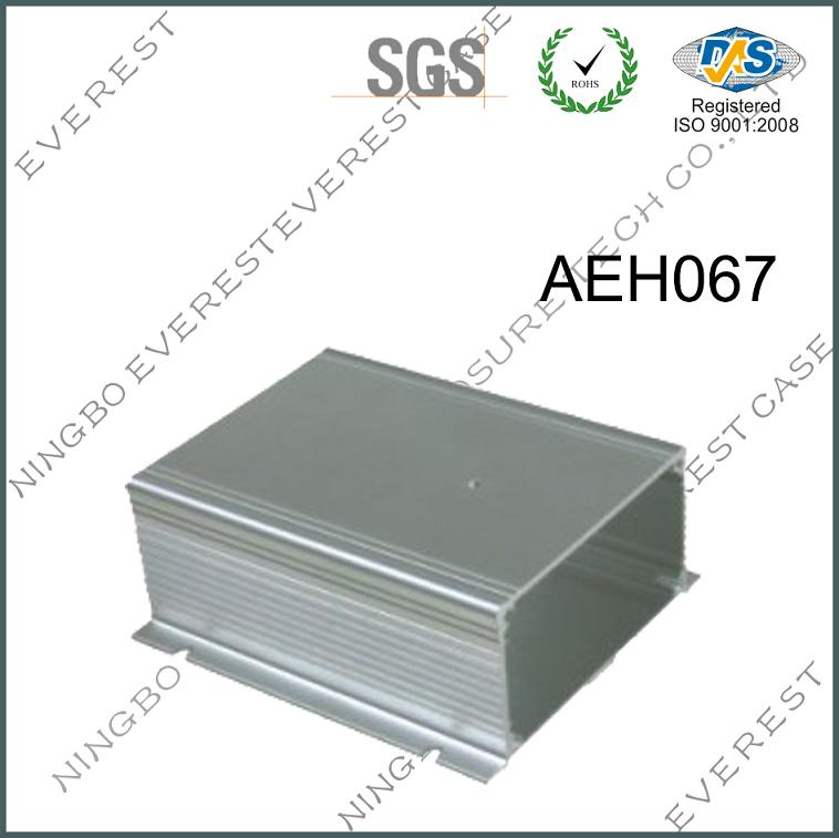 LED aluminum extrusion enclosure/ aluminum housing/LED housing driver box