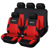 ZT-B-044 washable polyester universal car seat covers