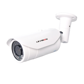 LS VISION 4mp 25fps 30fps Full Real Time 4x Optical Zoom RS485 Face Detection IP Camera Unit with Audio SD Card Slot