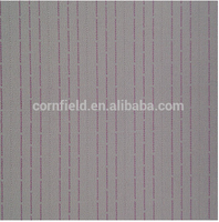 "58/60"" 100gsm twill 100% Polyester Beautiful Smooth Vertical stripes cost-effective Fabric"
