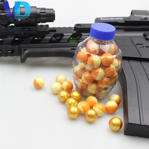 Hot sale tournament grade/premium grade/training grade paintballs pod of shooting bullet