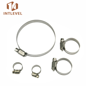 American Type Spring Quick Release Pipe Fitting Hose Clamp