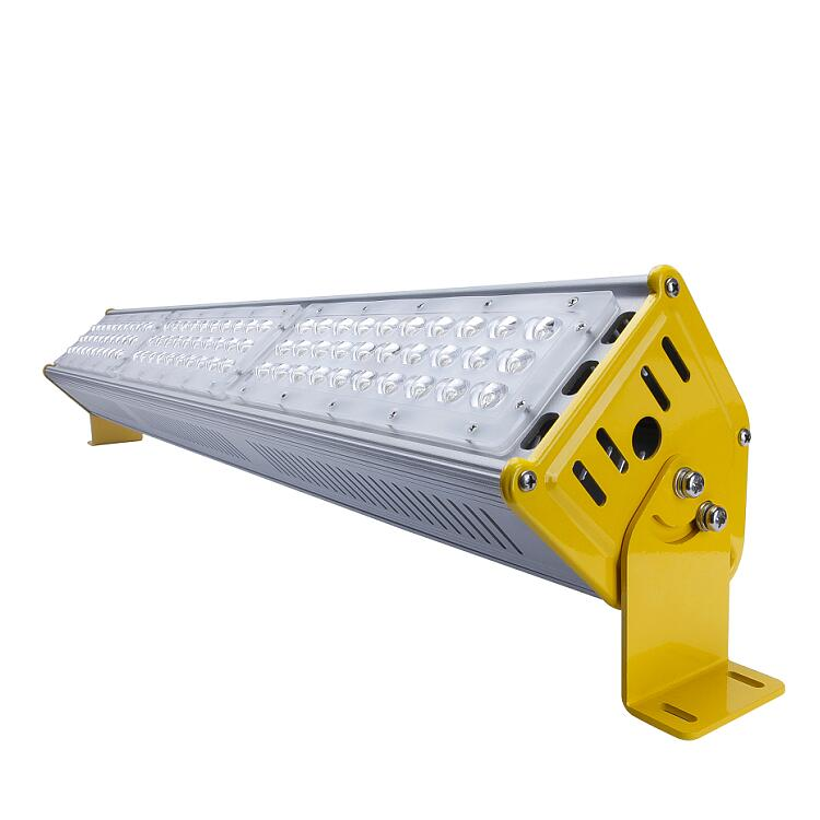 5000K  18000lumens Industrial Lighting Indoor Lighting Workshop Lights LED linear high bay lighting