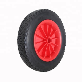 16 Inch 400x75 mm Polyurethane Foam   Beach Wheels