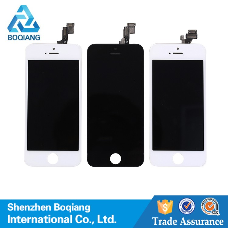 Grade AAA for iphone 5 lcd and digitizer,ali expres china for iphone 5 pantalla lcd