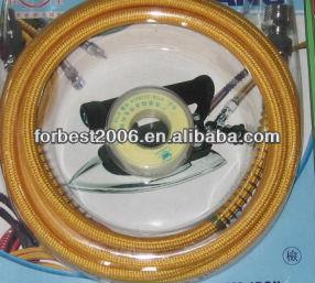 5*9 Mm Ptfe Steam Hose Avaliable For All Iron Types - Buy Ptfe Steam  Hose,Teflon Ptfe Hose,Reinforced Hose Iron Hose Product on Alibaba com