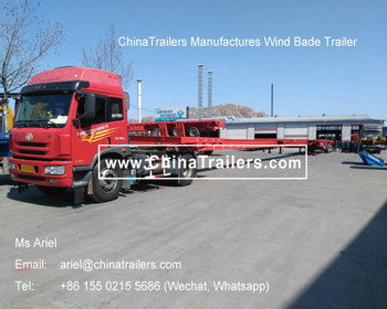 extendable wind blade trailer to namibia buy extendable wind blade