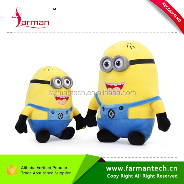 Custom Minion Plush Toy