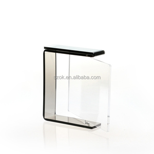 high clear low price leading manufacturer acrylic rotate photo frame