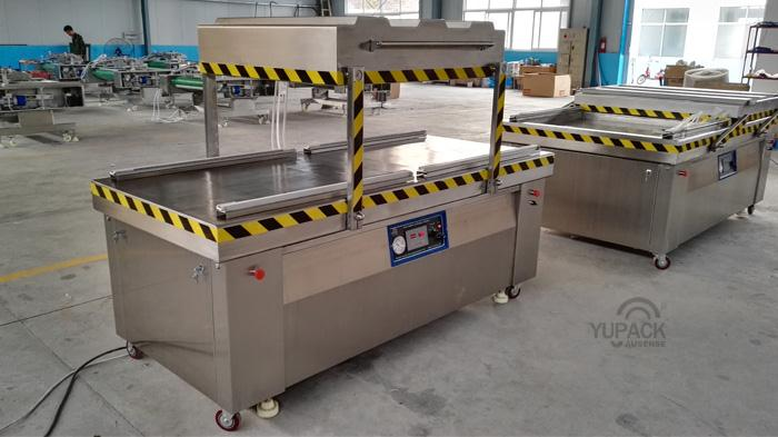 New condition double chamber commercial vacuum packing machine