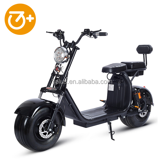 Rental citcycoco <strong>Electric</strong> Iharley Scooter 60V 1500W with removeable battery