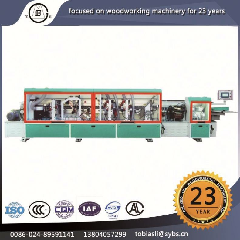 MF-1504D Cost effective cutting abs automatic edge banding machine price sale