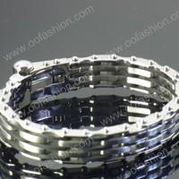 Stainless steel split manly bangle bracelet ,man bangle bracelet
