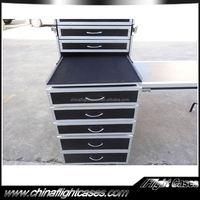 dj work table case with drawer dvd cabinet under table drawer