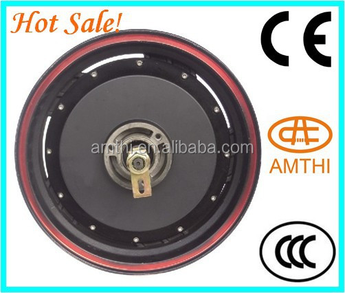 two years warranty hub motor for electric scooter, 60V 3000W Electric Scooter, electric motors for mobility scooter, AMTHI