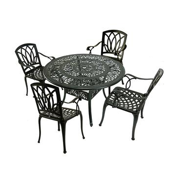 литые алюминиевые стулья и столы для мебели патио Buy литая алюминиевая мебель патиозапорная мебель стол и стулстулья и столы Product On