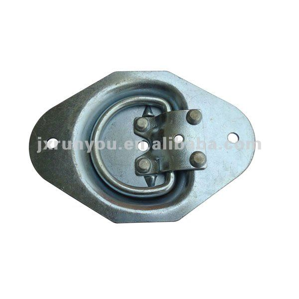 Recessed Mounting Rope Ring