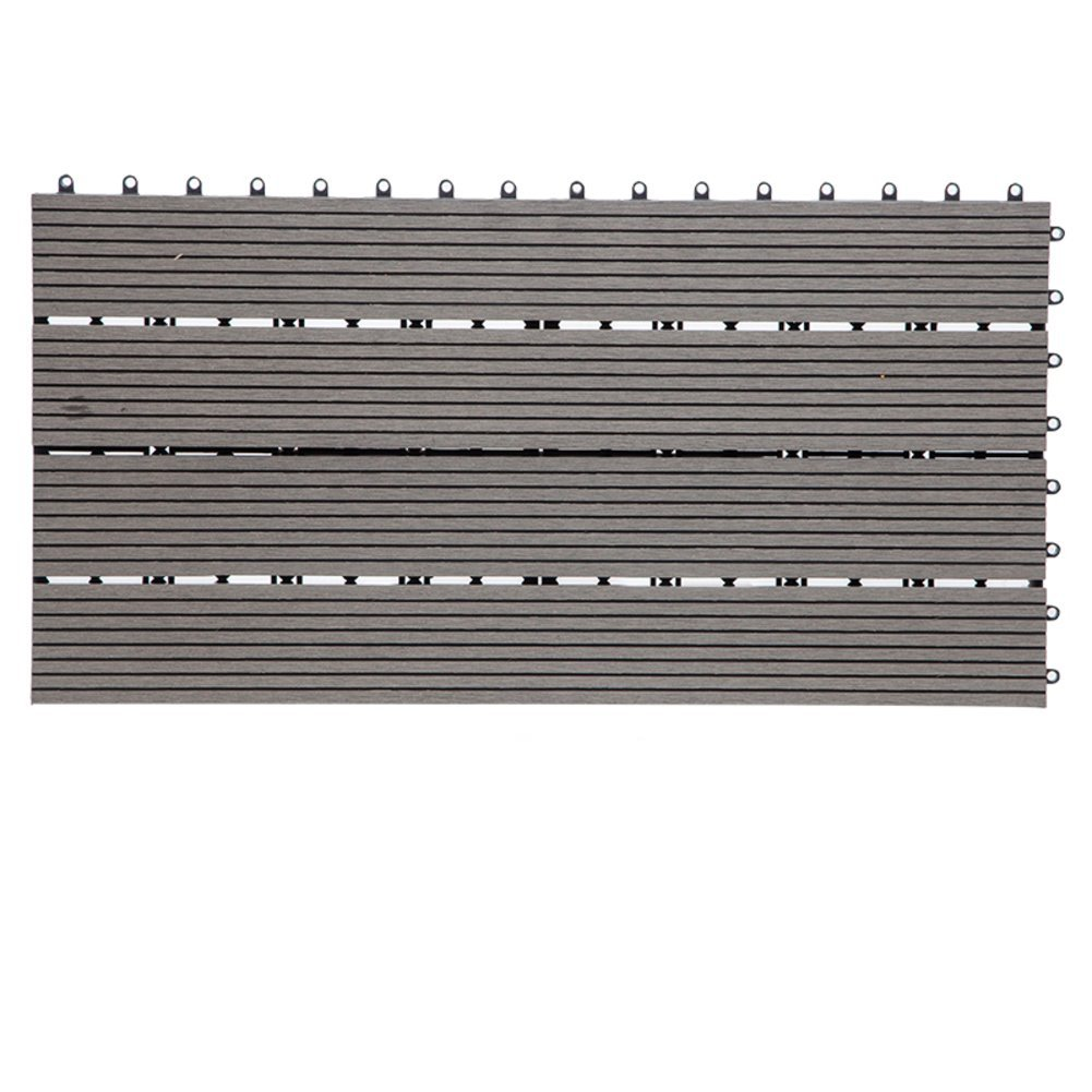 Wpc outdoor flooring/balcony,bathroom, garden,diy wood flooring/garden,terrace,wood flooring-F