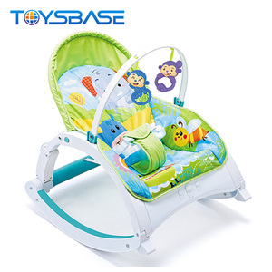 2018 New Products High Quality Comfortable Multi-function Baby Rocking Swing Chair