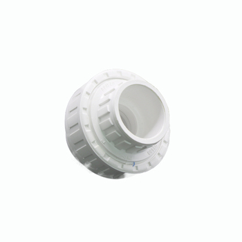 PVC Plastic Pipe Fittings Male Female Threaded Union For Bathroom