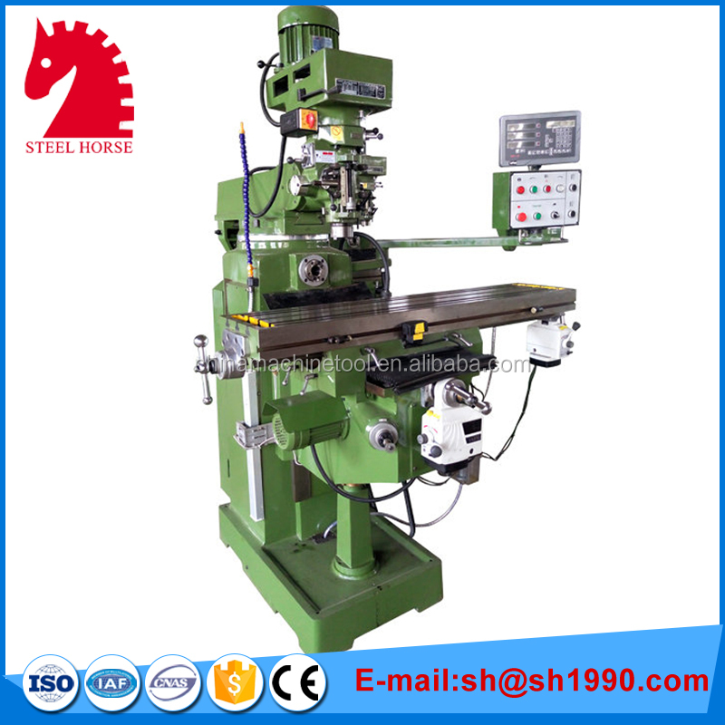 China manufacturer wholesale vertical milling machine/universal milling machine