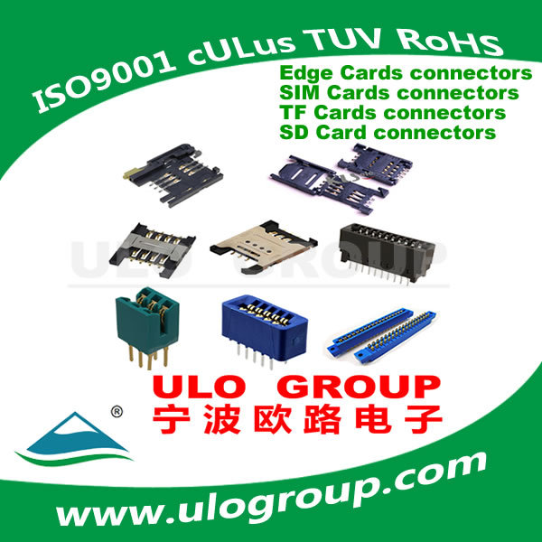 OEM Discount Micro Sd Tf Card Slot Manufacturer & Supplier - ULO Group