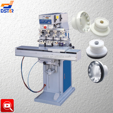 sealed ink cup type silicone wrist logo printing machine