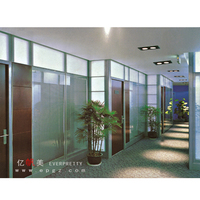 high end modular high wall hall partition