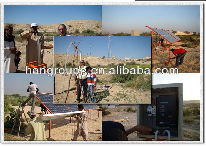 2014 Best selling price solar water pump for agriculture