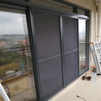 Magic security window screen door screen bullet proof for Mosquito net for french doors