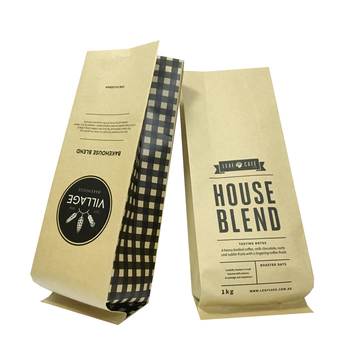stand up paper bag template coffee bag with coffee design buy