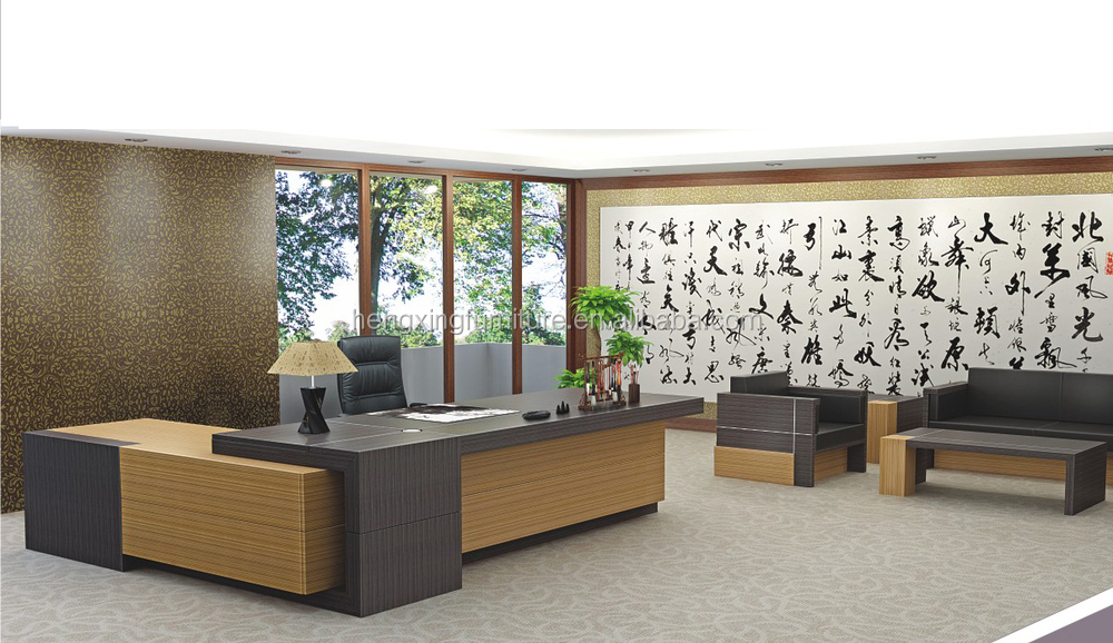 2015 Hot Sell Office Table And Modern Office Furniture hx nd5118