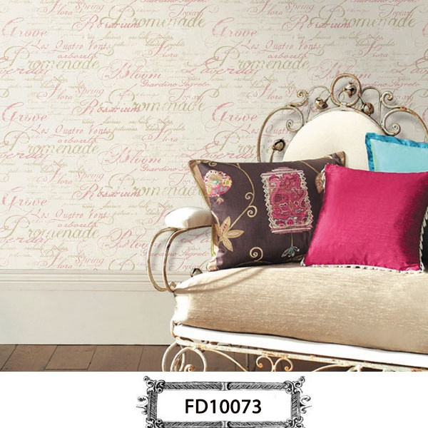 New Durable white patriotic wallpaper borders for livingroom
