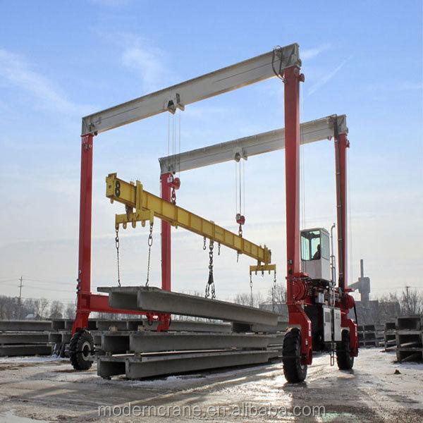 Jib Crane Wheels : Ton rail mounted gantry crane price buy