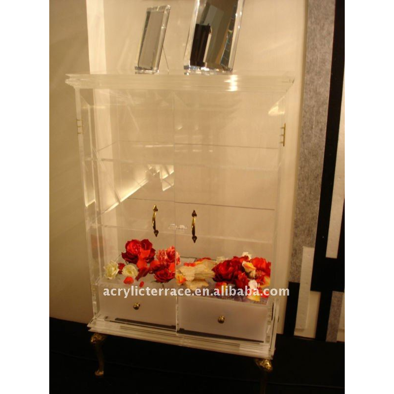 Amazing Acrylic Wardrobe/Clear Acrylic Furniture/Acrylic Wardrobe For Bed Room