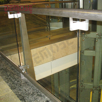 Pagar Kaca Stainless Steel