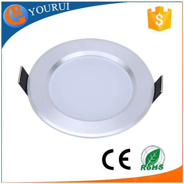 New products 8 inch led flat spot light recessed 9w 12w led downlight lamps cheap price