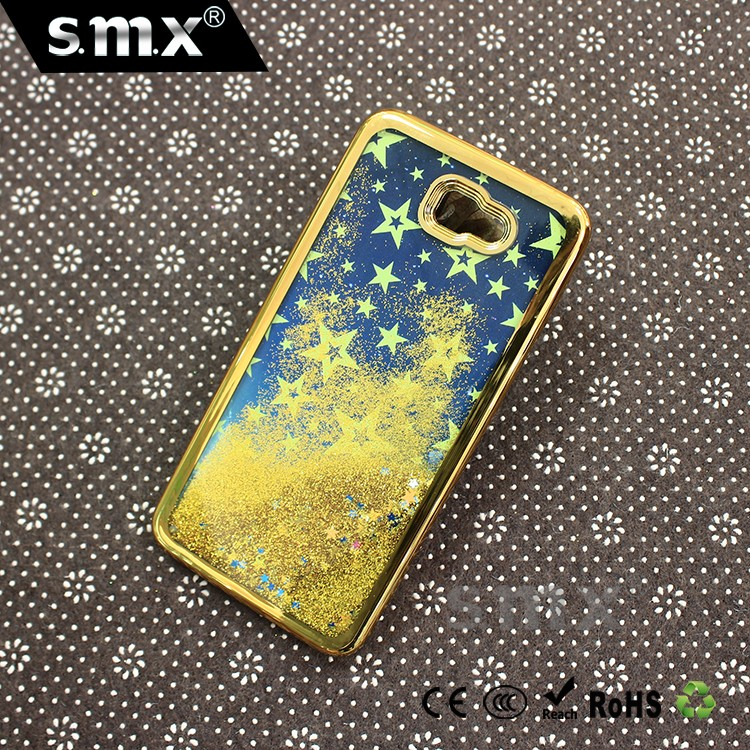 Liquid Electroplating Cell Phone Case For Mobile Phone For Sony Xperia E5