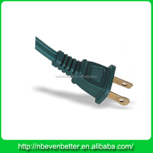 South Africa 125V power cord extension for tv
