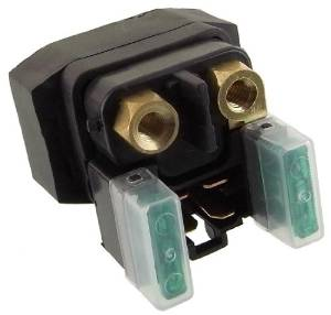 NEW Starter Solenoid Relay Yamaha Motorcycle 1998-2009 XVS650 V-Star 650 1996-2009 XVZ1300 Royal Star, Veture