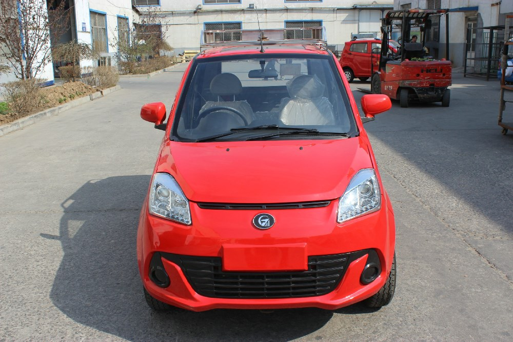 2016 hot sale China gasoline mini car RHD car with CNG systerm and gasoline for passenger