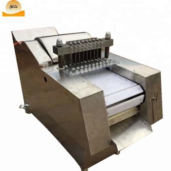 Otomatik Tavuk Kesim Makinesi Tavuk Bacaklar Kesme Makinesi Tavuk