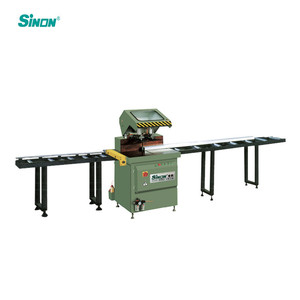 Single Head Aluminium Profiles Saw Cutting Machine