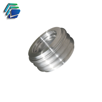 Tungsten Carbide - Steel Compound roll ring for bar in coils