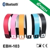 Fashion design colorful mobile phone cheap headphones