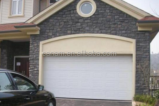 Residential Electric Sectional Garage Door